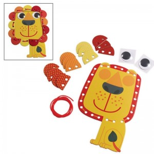 Lace&Play animal – Lion