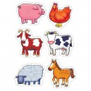 Mini puzzle Farmyard