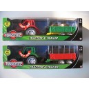 1:35 Scale Tractor and Trailer set