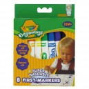 "Crayola- Feutres ""First Markers"""