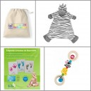 Coffret de naissance - Zazopack Tiwa Passion Jungle 0-3m+