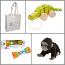 Coffret-cadeau enfant-Zazopack Tiwa Fun Jungle 12m+