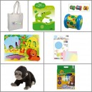 Coffret-cadeau enfant-Zazopack Tiwa Passion Jungle 18m+
